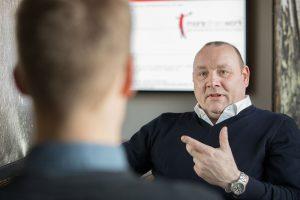 Josef Eiting, Geschäftsführer der MoreThan Unternehmensgruppe